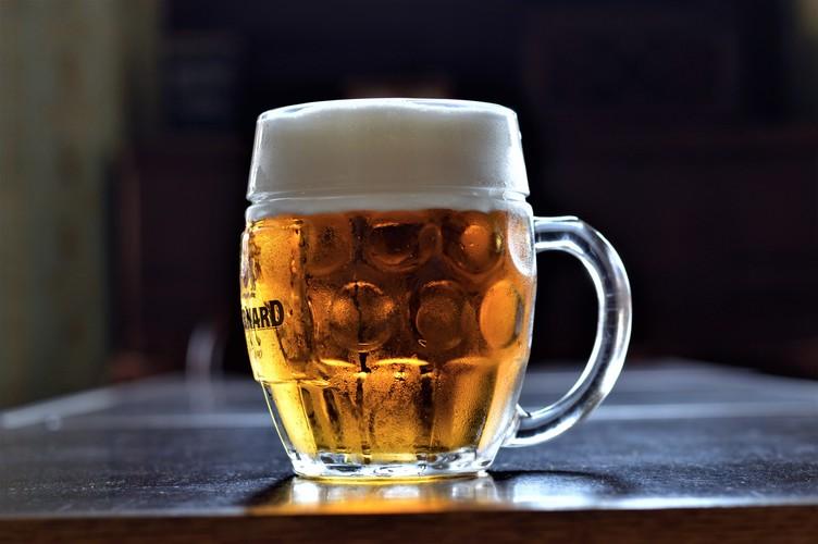 Čapované pivá